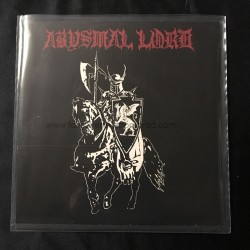 "ABYSMAL LORD/CRURIFRAGIUM split 7""EP"