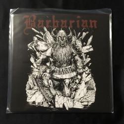 """BARBARIAN """"Barbarian"""" 7""""EP"""