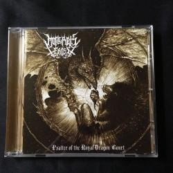 """MONGREL'S CROSS """"Psalter Of The Royal Dragon Court"""" CD"""