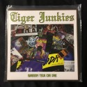 "TIGER JUNKIES ""Green Tea or Die"" 7""EP"