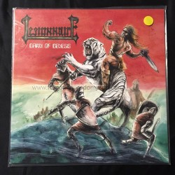 "LEGIONNAIRE ""Dawn of Genesis"" 12""LP"