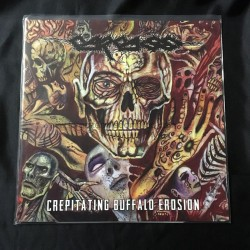 "CARCASS ""Crepitating Buffalo Erosion"" 12""LP"