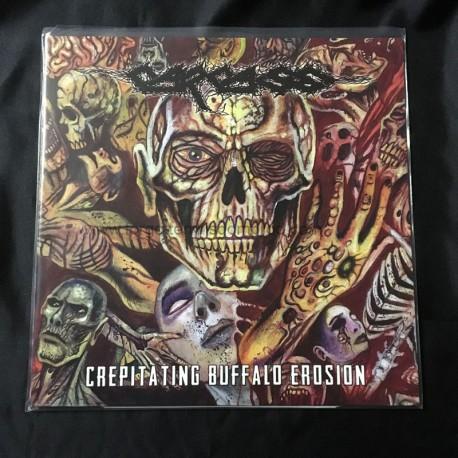 "CARCASS ""Crepitating Buffalo Erosion"" 12""LP"