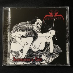"ABIGAIL ""Intercourse & Lust"" CD"
