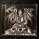 SABBAT/KRIGERE WOLF split CD