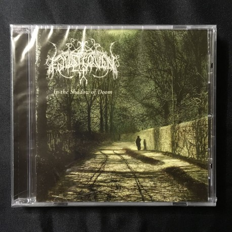 """FAUSTCOVEN """"In the Shadow of Doom"""" CD"""