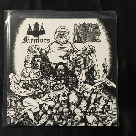 """MENTORS/NECRODRUNKZ split 7""""EP"""