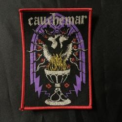 """CAUCHEMAR """"Chalice Phoenix"""" patch"""