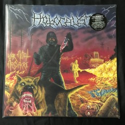 "HOLOCAUSTO ""War Metal Massacre"" 12""LP"
