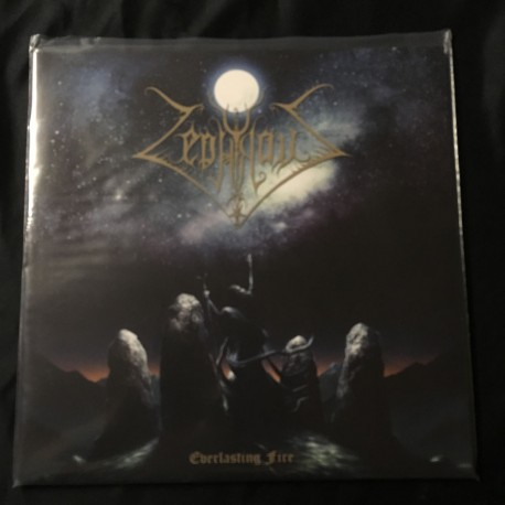 "ZEPHYROUS ""Everlasting Fire"" 2x12""LP"