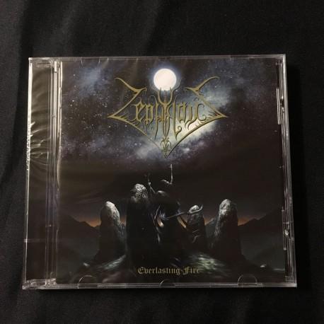 """ZEPHYROUS """"Everlasting Fire"""" CD"""