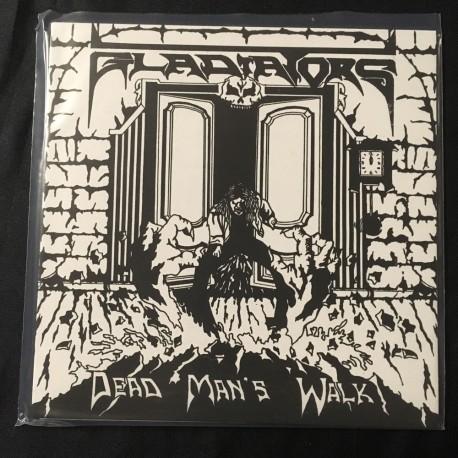 "GLADIATORS ""Dead Man's Walk"" 7""EP"