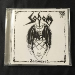 "SODOM ""Demonized"" CD"