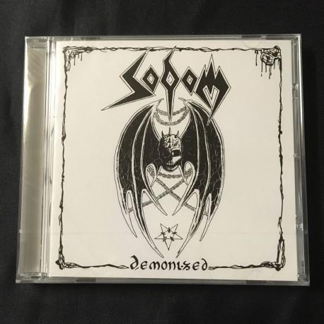 """SODOM """"Demonized"""" CD"""