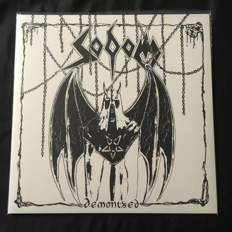 """SODOM """"Demonized"""" 12""""LP"""