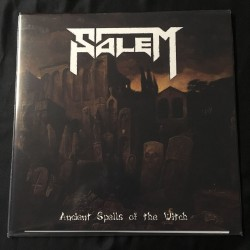 "SALEM ""Ancient Spells of the Witch"" 2x12""LP"