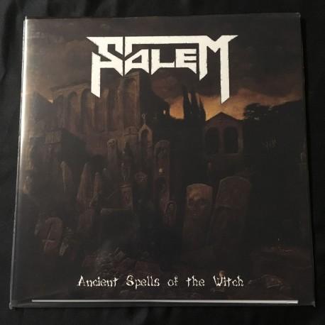"SALEM ""Ancient Spells of the Witch"" 2x12""LP"