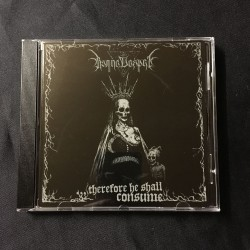 "INSANE VESPER ""Therefore He shall consume"" CD"