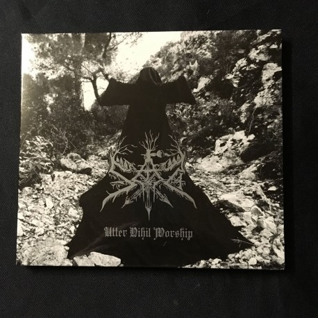 "SAD ""Utter Nihil Worship"" Digipack CD"