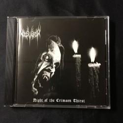 "NATTSVARGR ""Night of the Crimson Thirst"" CD"
