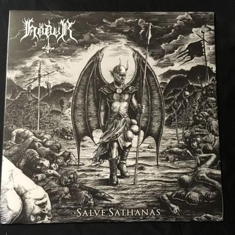 """HODUR """"Salve Satanas"""" 12""""LP"""