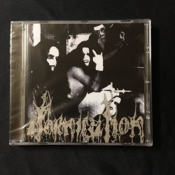 "FORNICATION ""Sectanik Neocide"" CD"