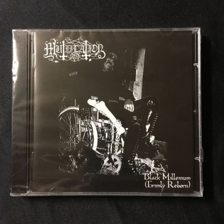 """MUTIILATION """"Black Millenium"""" CD"""