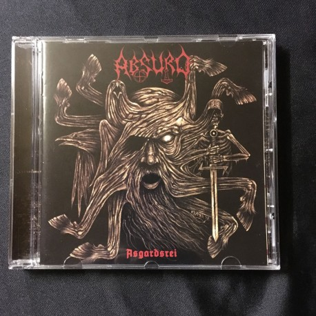 "ABSURD ""Asgardsrei"" CD"