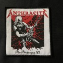 ANTHRACITE patch (black frame)