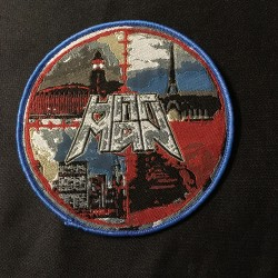 HITTMAN patch (blue frame)