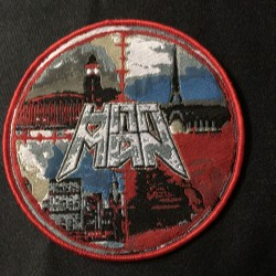 HITTMAN patch (red frame)