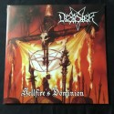 "DESASTER ""Hellfire's Dominion"" 2x12""LP"