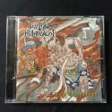 """BESTIAL HOLOCAUST """"Final extermination"""" CD"""