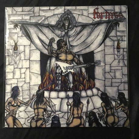 """FORTRESS """"Fortress"""" 12""""LP"""