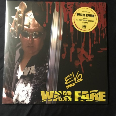 "EVO ""Warfare"" 12""LP"