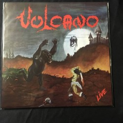 "VULCANO ""Live"" 12""LP"