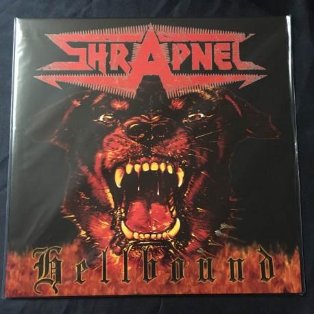 """SHRAPNEL """"Hellbound"""" 12""""LP"""