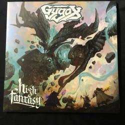 """GYGAX """"High Fantasy"""" 12""""LP"""