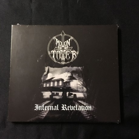 "MOONTOWER ""Infernal Revelation"" Digipack CD"