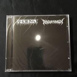 VERMISST/PLAGUESPAWN split CD