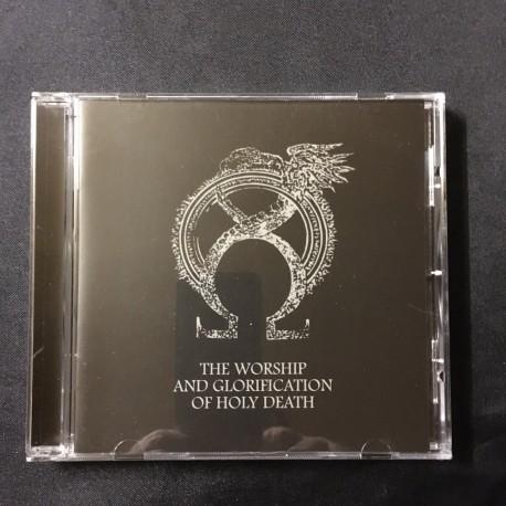 "KAFIRUN ""The Worship and Glorification of holy Death"" CD"