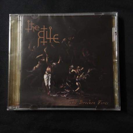"THE RITE ""The brocken Fires"" MCD"