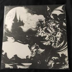 """THE TRUE WERWOLF """"Devil Crisis"""" 12""""LP"""