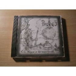 "VARGULF ""Return of the Winterfrost"" CD"