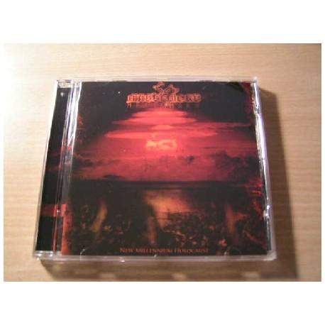 MASSEMORD/SVARTSKOGG split CD