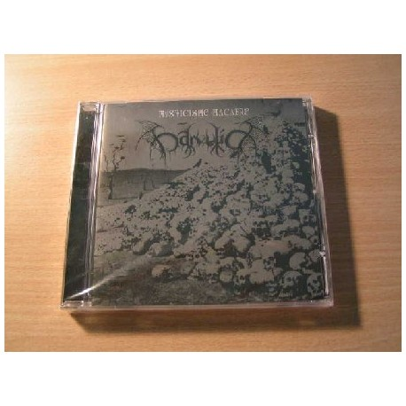 "DARVULIA ""Mysticisme Macabre"" CD"