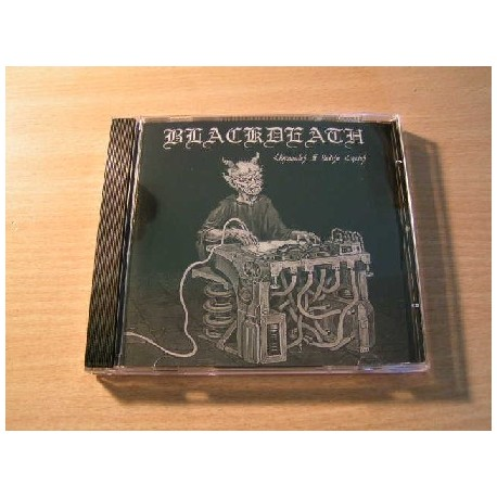 "BLACKDEATH ""Chronicles of Hellish Circles"" CD"