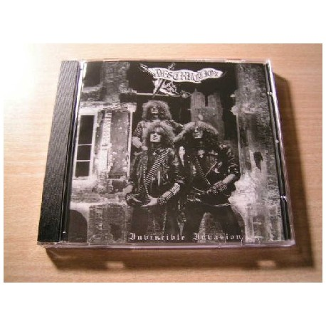 "DESTRUCTION (Germany) ""Live in Ludwigsburg"" CD"