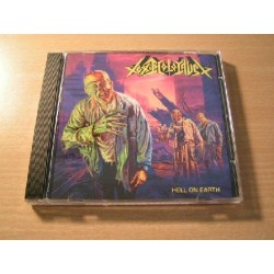 "TOXIC HOLOCAUST ""Hell on Earth"" CD"