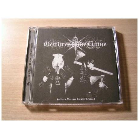 """CENDRES DE HAINE """"Bellum Omium Contra Omnes"""" CD"""